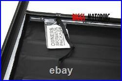 2019 Chevy Silverado Sierra 1500 Lock & Roll Up Soft Top Tonneau Cover 84060324