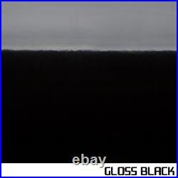 3M 2080 Series GLOSS BLACK Vinyl Vehicle Car Wrap Film Sheet Roll G12