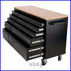 55''-72'' Workbench Ultra Cabinet Steel Drawer Tool Box Chest Cabinet Roll Cab