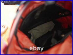 ARCTERYX Arc'teryx RT55 Backpack Men's Large 55L Brown Black Rolltop EUC