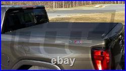 Bak Revolver X2 Tonneau Truck Bed Cover For 14-18 Chevy/GMC Silverado/Sierra 5'8