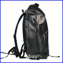 Bianchi Roll Top Dry Backpack Bag Black Eagle Cheleste JP193S3101 Japan Limited