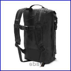 Chrome Urban Ex 2.0 Rolltop 20L Backpack Black