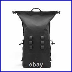 Chrome Urban Ex 2.0 Rolltop 30L Backpack Black