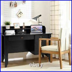 Costway Computer Desk PC Laptop Writing Table Workstation Student Study USA