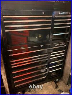 Mac Tools Tool Box Black Not Snap0nStarter Box UpgradeBox Roll Cab And Top Box