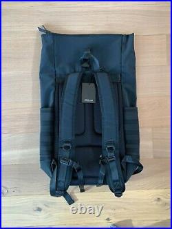 Mercedes Benz AMG Roll-Top Rucksack Black Backpack Retail $293
