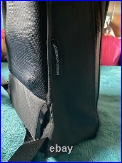 Mission Workshop Rambler Roll Top Messenger Commuter Cycling Backpack Bag