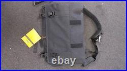 Mission Workshop The Rummy Messenger Rolltop Bag Black Nwt
