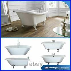 Modern Freestanding Roll Top Designer Baths Bathroom Luxury Bath Tubs
