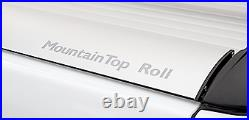 Mountain Top Roll Black Roller Shutter Cover Toyota Hilux 2016+ Double Cab