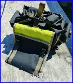 NEW Ron's Bikes / Swift Industries Fabios Chest Handlebar Bag Black X-Pac