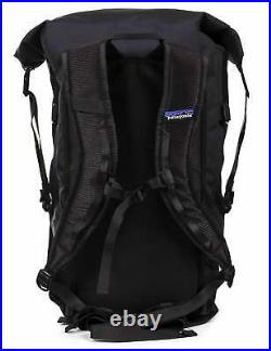 Patagonia Planing Roll Top Backpack 35L Ink Black
