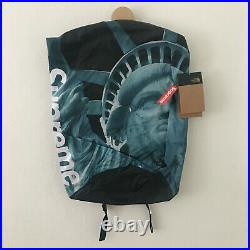 SUPREME x The North Face Statue of Liberty Waterproof Backpack Bag Rolltop NEW