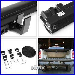 Short Bed Truck Tonneau Cover 5ft 350bls Soft Top Roll-up for 19-21 Ford Ranger