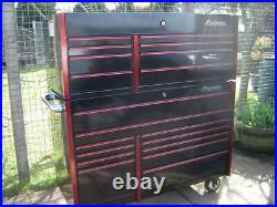 Snap-On KRL 54 Roll Cab & Top Chest Mint Condition