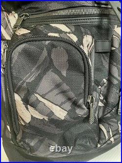 TUMI Alpha Bravo London Roll-Top Laptop Backpack Camo