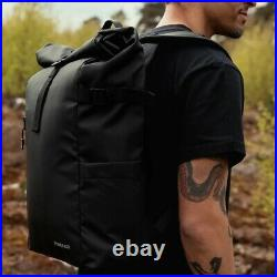 The NEW Stubble & Co Roll Top backpack, all weather backpack, cycling, camping