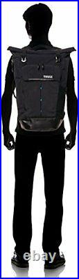 Thule (thule) Paramount 24l Roll-top Backpack Trdp-115 Black