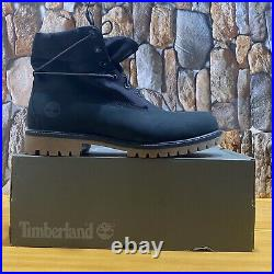 Timberland Mens Heritage Roll Top Boots Style 0a1s5p Size 11.5m
