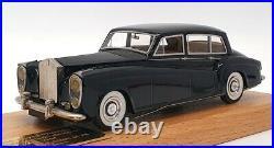 Top Marques Gold Series 1/43 Scale GS16 1961 Rolls Royce Phantom V Black