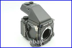 Top Mint Mamiya RZ67 Pro II Camera M 65mm L-A Lens AE Finder From Japan #1111