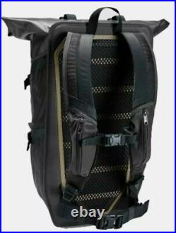 Under Armour Waterproof Roll Top 40L Backpack Blackout Camo 1316565-998