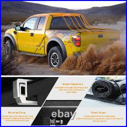 Vinyl Soft Top Roll-up Tonneau Cover for 07-21 Tundra Pickup 5.5 Feet Truck Bed