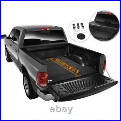 Vinyl Soft Top Roll-up Tonneau Cover for 15-19 Colorado/Canyon Fleetside 5ft Bed